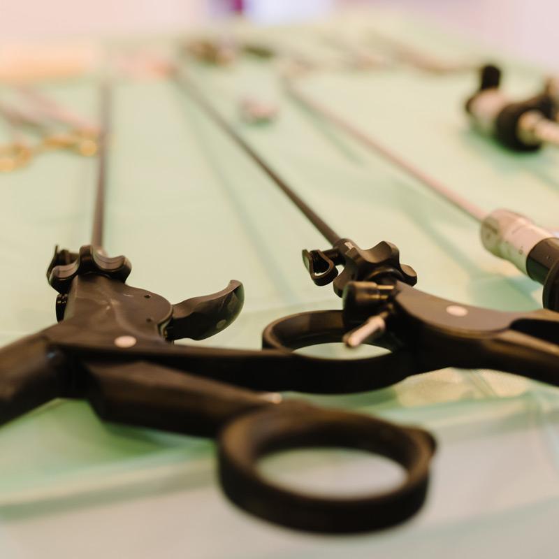 Materialen operatie